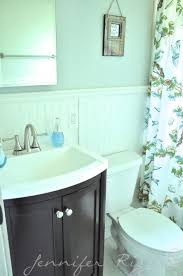 bathroom lovely soft blue small bathroom color nuance with floral