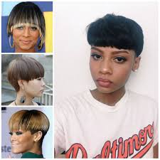 hairsyles that minimize the nose trend hairstylel women s mushroom haircut pretty well liked