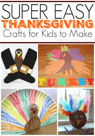 easy thanksgiving crafts for on s library from abcs