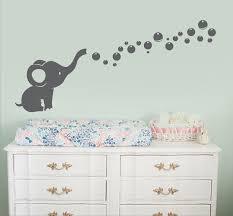 Elephant Wall Decal For Nursery by Elephants All Kids U0026 Nursery All Wall Decals