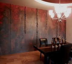 Faux Walls Plaster And Faux Finish Feature Wall Beautiful Walls By Doug