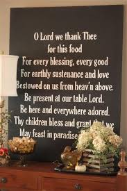 blessings for thanksgiving dinner oh lord we thank thee for this food for every blessing every