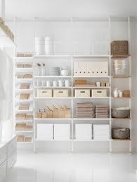 Ikea Kitchen Storage by Elvarli Shelf Unit Ikea Products Storage And Kitchens