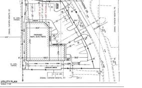 Buffalo Wild Wings Floor Plan by Fairview Napa Auto Parts Project Takes Another Step Forward