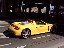 porsche yellow yellow toronto porsche carrera gt 2 madwhips