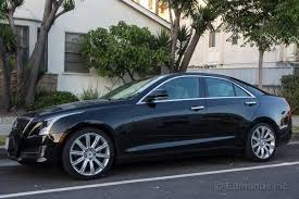 fuel economy update for august 2013 cadillac ats term road test