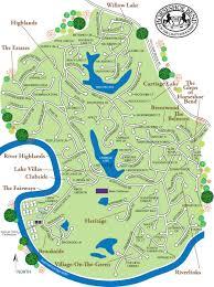 Neighborhood Map Neighborhood Map Horseshoe Bend Community Association