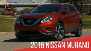 nissan rogue youtube 2016 2016 nissan murano test drive youtube