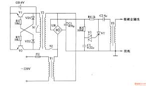 electric fence circuit diagram u2013 readingrat net