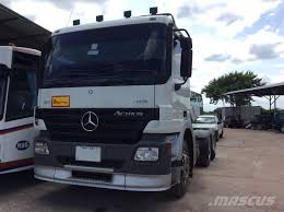 mercedes trucks for sale in usa used mercedes 2640 tractor units year 2006 for sale mascus usa