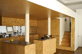 Plywood Add Some Warmth 12 Plywood Interiors Design Milk