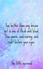 Loving One Another Quotes by The 25 Best Little Mermaid Quotes Ideas On Pinterest Little