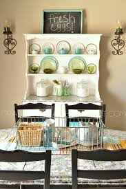 spring home decor spring hutch craft o maniac