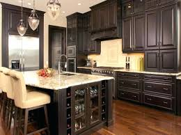 espresso kitchen island kitchen island espresso luxury espresso kitchen cabinets with