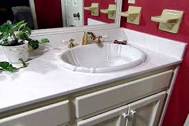 How To Install A Bathroom Sink And Vanity How To Replace A Bathroom Sink Diy Projects