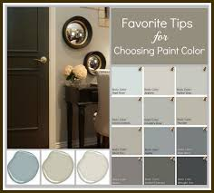Tips For Painting Wainscoting Favorite Tips U0026 Tricks For Choosing A Paint Color