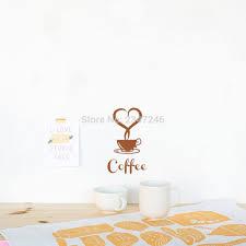 Cafe Kitchen Decor by Online Get Cheap Coffee Kitchen Decor Aliexpress Com Alibaba Group