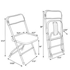 Samsonite Folding Chairs For Sale Samsonite Injection Mold Lightweight Folding Chair 49754