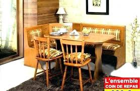 banc de coin cuisine banc de coin cuisine coin repas cuisine banquette cuisine angle