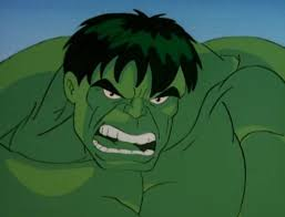 incredible hulk animated series marvel 1996 7 original