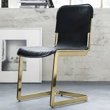 Office Dining Furniture by Rake Brass Chair Cb2