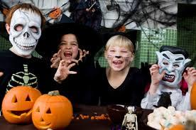 kids halloween events
