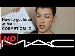 how to get hired at mac cosmetics mannymua manny mua