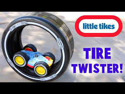 little tikes tire twister lights little tikes tire twister rc car with giant tire toy review