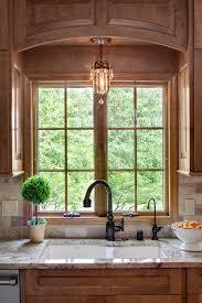 Kitchen Sink Lighting Ideas 25 Kitchen Sconces Over Window Interior Design Ideas Home Bunch