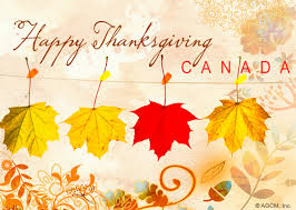 canadians should thanksgiving by editorial