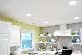hanging crown molding in the kitchen young house love