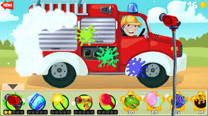 amazing car wash for kids android apps on google play