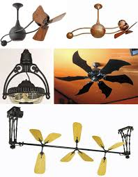 Unique Ceiling Fans Are You A Fan Of Ceiling Fans 20 Creative Home Fixtures Urbanist