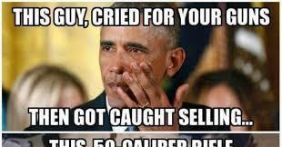 Meme Questions - meme brutally questions obama s gun control motives