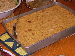 Southern Stuffing Recipes For Thanksgiving Cornbread Dressing Recipe American Cornmeal Bread Dressing