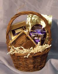 small gift baskets gourmet chocolate gift baskets