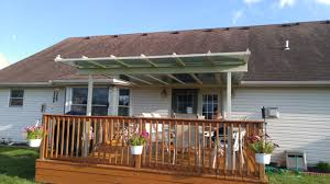 Shade Awnings For Decks Deck Cover Canopy Awnings For Shade Bright Covers