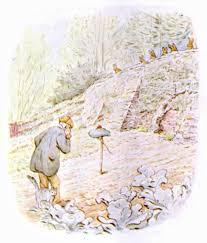 mr mcgregor s garden rabbit the tale of benjamin bunny beatrix potter biblioklept