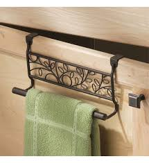 kitchen towel holder ideas decorative kitchen towel rack wood you should try randy gregory