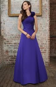 faccenda bridesmaid dresses mori faccenda ruffle one shoulder bridesmaid dress
