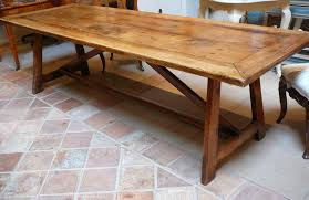 Farmhouse Kitchen Table For Sale by Farm Dining Room Tables