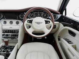 bentley white interior bentley mulsanne 2011 picture 68 of 83