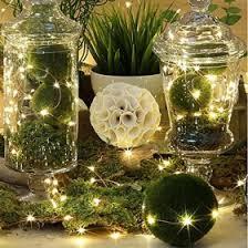 copper wire led lights christmas lights etopxizu 7ft 20 leds warm white starry lights