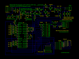 Wiring Diagram Power Supply Also Converter Circuit On Tuxgraphics Org 379 A Digital Dc Powersupply