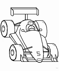 race car clipart outline pencil and in color race car clipart