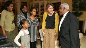 Jordan Banister Jenna Bush Hager Shares Rare Images Of A Young Sasha And Malia