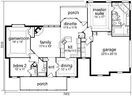 floor plans 2000 sq ft 9 2000 sq ft house plans 4 bed ranch square with garage