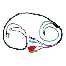 1965 mustang wiring harness mustang rally pac underdash harness complete 1965 1966