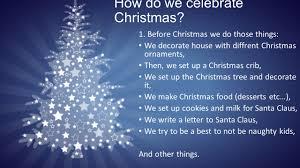 when do we celebrate we celebrate