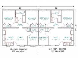 duplex plans 3 bedroom plans simple 3 bedroom house plans duplex house design plans